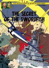 Cinebook: Blake and Mortimer (CB) #17: The Secret of the Swordfish 3