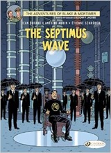 Cinebook: Blake and Mortimer (CB) #20: The Septimus Wave