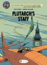 Cinebook: Blake and Mortimer (CB) #21: Plutarchs Staff
