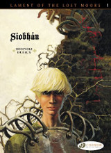 Cinebook: Lament of the Lost Moors #1: Siobhan