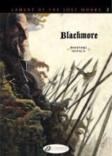 Cinebook: Lament of the Lost Moors #2: Blackmore