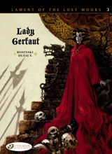 Cinebook: Lament of the Lost Moors #3: Lady Gerfaut