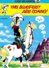 Cinebook: Lucky Luke (CB) #43: The Bluefeet are Coming!