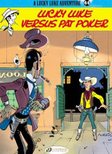 Cinebook: Lucky Luke (CB) #44: Lucky Luke Versus Pat Poker
