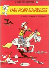 Cinebook: Lucky Luke (CB) #46: The Pony Express