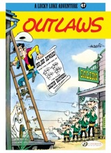 Cinebook: Lucky Luke (CB) #47: Outlaws