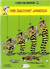 Cinebook: Lucky Luke (CB) #49: The Daltons Amnesia