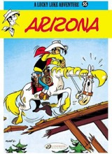 Cinebook: Lucky Luke (CB) #44: Arizona