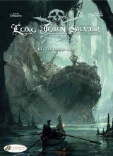 Cinebook: Long John Silver #3: The Emerald Maze