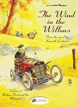 Cinebook: Wind in the Willows, The (Cinebook) #2: Badger, Toad, And The Motorcar