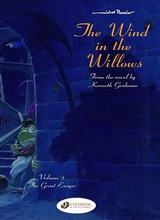 Cinebook: Wind in the Willows, The (Cinebook) #3: The Great Escape