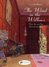 Cinebook: Wind in the Willows, The (Cinebook) #4: Panic at Toad Hall