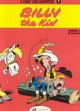 Cinebook: Lucky Luke (CB) #1: Billy the Kid