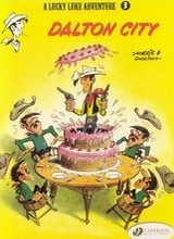 Cinebook: Lucky Luke (CB) #3: Dalton City