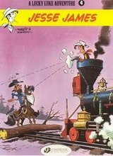 Cinebook: Lucky Luke (CB) #4: Jesse James