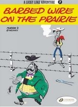 Cinebook: Lucky Luke (CB) #7: Barbed Wire on the Prairie