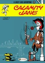 Cinebook: Lucky Luke (CB) #8: Calamity Jane