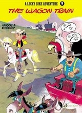 Cinebook: Lucky Luke (CB) #9: The Wagon Train