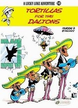 Cinebook: Lucky Luke (CB) #10: Tortillas for the Daltons
