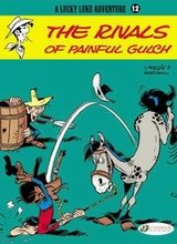 Cinebook: Lucky Luke (CB) #12: The Rivals of Painful Gulch