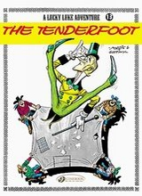 Cinebook: Lucky Luke (CB) #13: The Tenderfoot