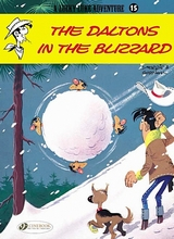 Cinebook: Lucky Luke (CB) #15: The Daltons in the Blizzard