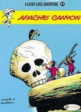 Cinebook: Lucky Luke (CB) #17: Apache Canyon