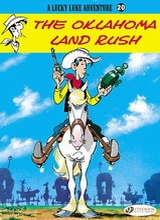 Cinebook: Lucky Luke (CB) #20: The Oklahoma Land Rush
