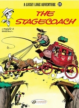 Cinebook: Lucky Luke (CB) #25: The Stagecoach