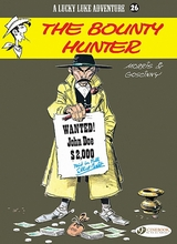 Cinebook: Lucky Luke (CB) #26: The Bounty Hunter