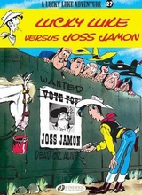 Cinebook: Lucky Luke (CB) #27: Lucky Luke Versus Joss Jamon