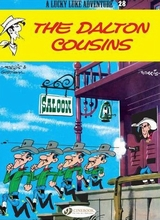 Cinebook: Lucky Luke (CB) #28: The Dalton Cousins