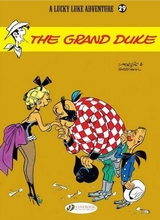 Cinebook: Lucky Luke (CB) #29: The Grand Duke