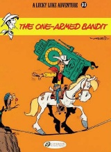 Cinebook: Lucky Luke (CB) #33: The One-Armed Bandit
