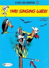 Cinebook: Lucky Luke (CB) #35: The Singing Wire