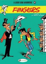 Cinebook: Lucky Luke (CB) #37: Fingers