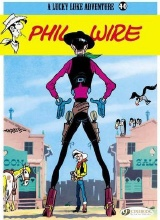 Cinebook: Lucky Luke (CB) #40: Phil Wire