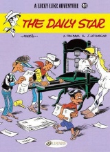 Cinebook: Lucky Luke (CB) #41: The Daily Star