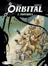 Cinebook: Orbital #2: Ruptures