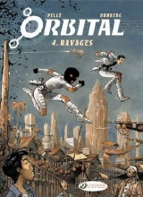 Cinebook: Orbital #4: Ravages