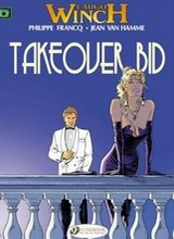 Cinebook: Largo Winch #2: Takeover Bid