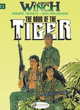 Cinebook: Largo Winch #4: The Hour of the Tiger