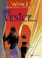 Cinebook: Largo Winch #5: See Venice...