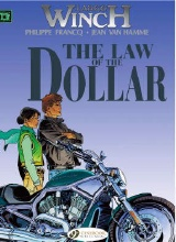 Cinebook: Largo Winch #10: The Law of the Dollar