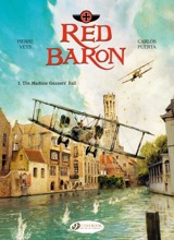 Cinebook: Red Baron #1: The Machine Gunners Ball