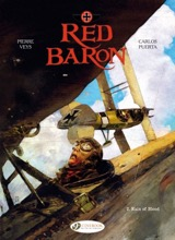 Cinebook: Red Baron #2: Rain of Blood