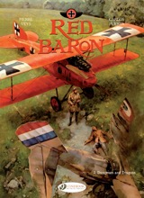 Cinebook: Red Baron #3: Dungeons and Dragons