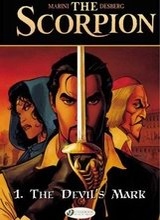 Cinebook: Scorpion, The #1: The Devils Mark