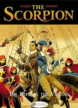 Cinebook: Scorpion, The #2: The Devil In The Vatican