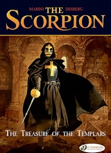 Cinebook: Scorpion, The #4: The Treasure Of The Templars